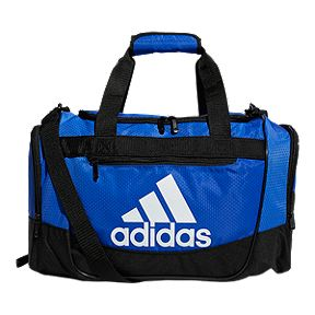 f661cbbe40 adidas Defender Small Duffel Bag - Bold Blue