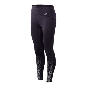 New Balance Women's Reflective Impact Heat Tights