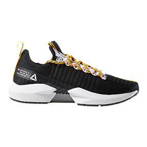 Reebok Men's Sole Fury Running Shoes - Black/White/Solar