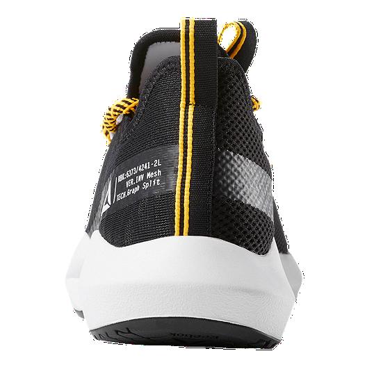 Reebok Men's Sole Fury Running Shoes BlackWhiteSolar