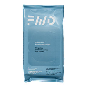 FWD Clean Start Deodorant Wipes - 30pcs