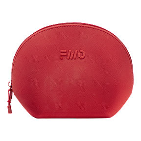 FWD Dome Cosmetic Bag - Flag Red