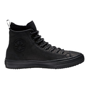 Converse Men's Chuck Taylor All Star Waterproof Hi Boots - Black