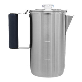 Stanley Camp Percolator 1.0 L – Stainless Steel