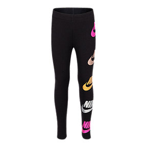 Nike Girls' Toddler Futura Shine Multi Legging
