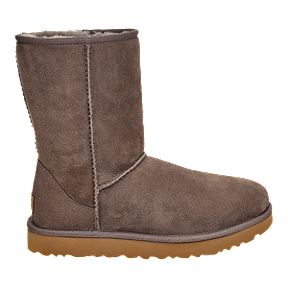 UGG Leather Janina Snow Boot in Slate (Gray) Lyst