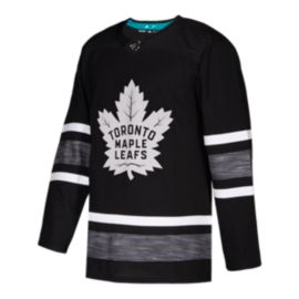 Toronto Maple Leafs adidas Parley Authentic 2019 All-Star Black Game Jersey