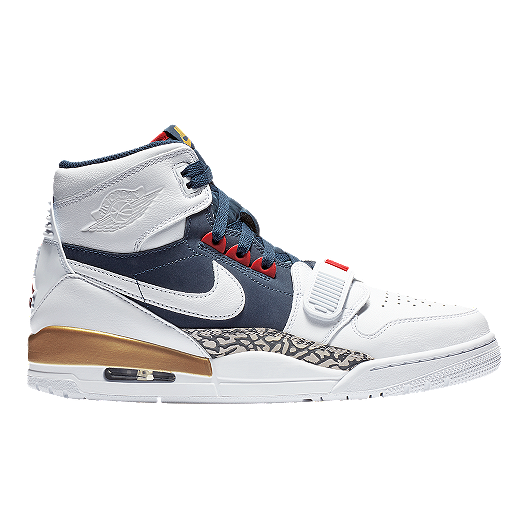 the best attitude a0135 3ca5a Nike Men's Air Jordan Legacy 312 Basketball Shoes - White ...