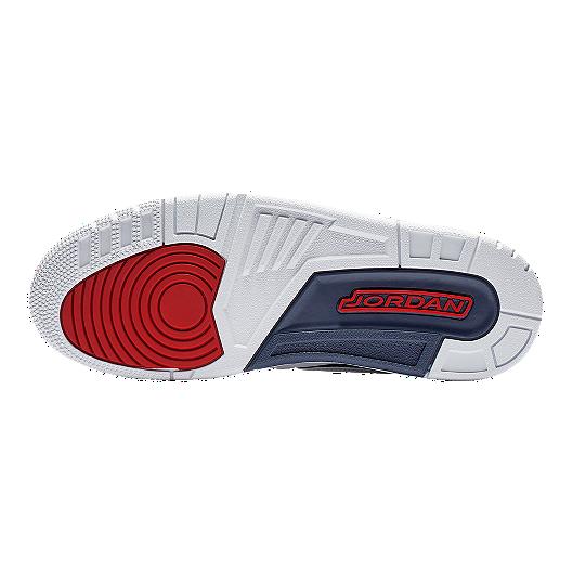 d6dc71ae2277ea Nike Men s Air Jordan Legacy 312 Basketball Shoes - White Navy Red ...