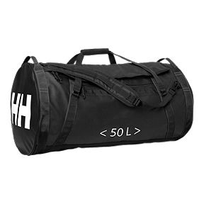 c35748801f1d02 Helly Hansen Duffel Bag 2 50L - Black