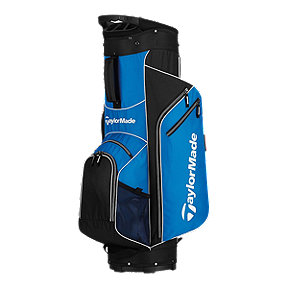 TaylorMade 5.0 Cart Bag - Blue/Black