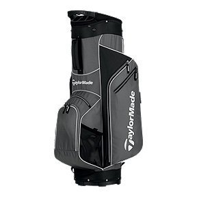 TaylorMade 5.0 Cart Bag - Grey/White