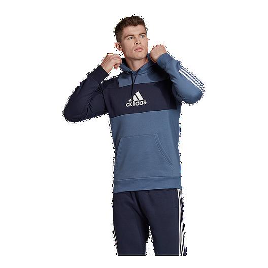9c1c1d6634 adidas Men's Sport ID Branded Pullover Hoodie