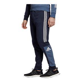f82ecf85c91d8 adidas Men's Sport ID Fleece Pants - Legend Ink