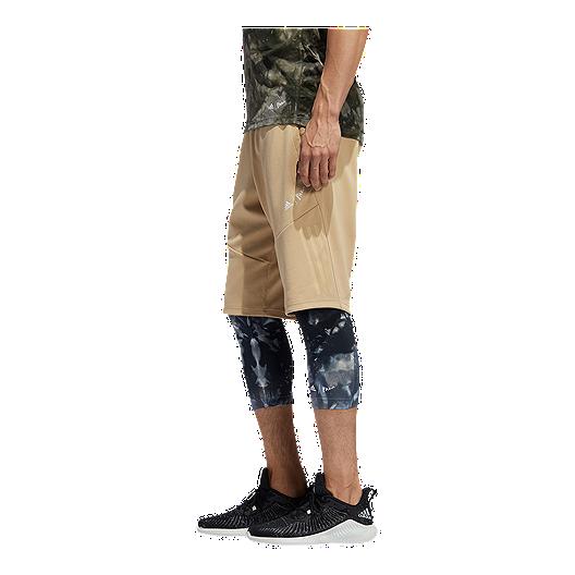 adidas Men's 4KRFT Parley Shorts Linen
