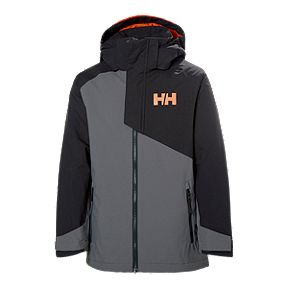 c7c5610b35b Helly Hansen Boys' Cascade Insulated Jacket