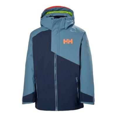 77e24d5be Helly Hansen Boys' Cascade Insulated Jacket