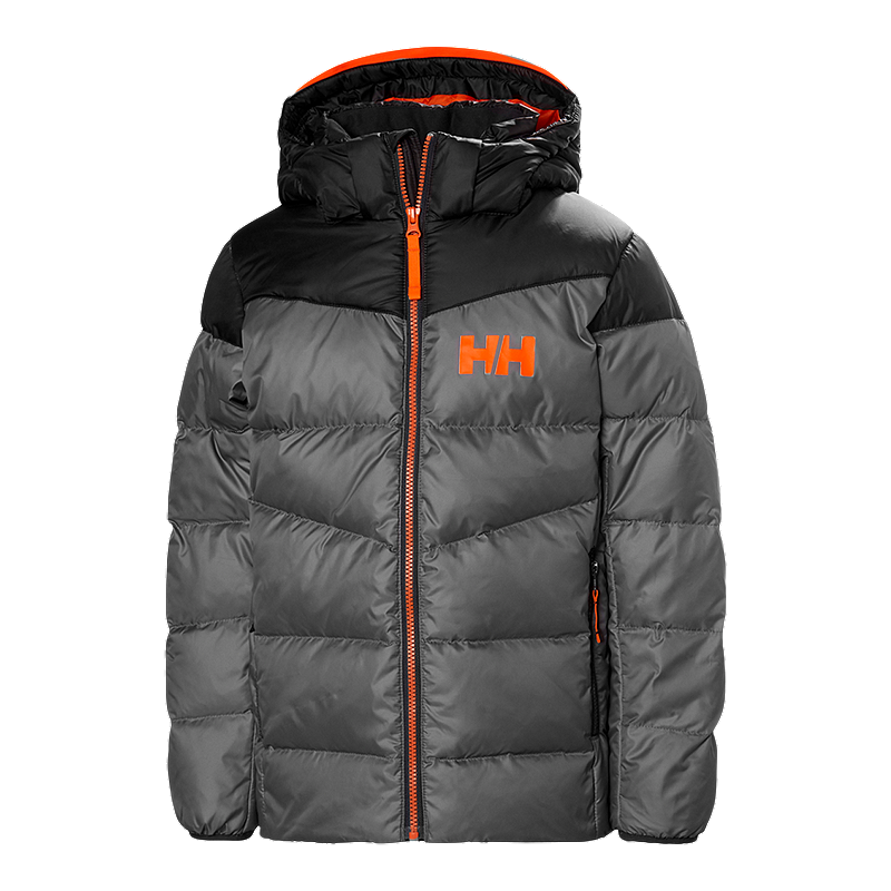 3f7b192e Helly Hansen Boys' Isfjord Down Mix Insulated Jacket | Sport Chek