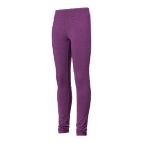 Ripzone Girls' Seasonal Belle Solid Leggings