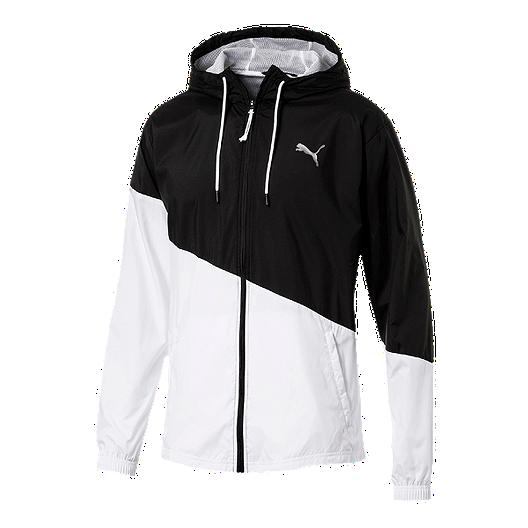 5e049a84a PUMA Men's Ace Windbreaker Jacket | Sport Chek