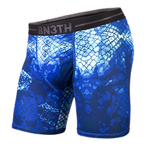 BN3TH Move Entourage Boxer Brief Underwear - Blue