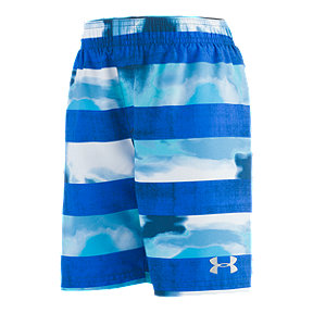 Under Armour Boys' Marble Stripe Volley