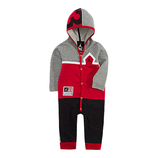 684131e20096 Nike Boys  Infant Jordan Diamond Hooded Cover