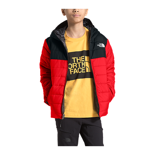 The North Face Boys Perrito Rev Insulated Jacket