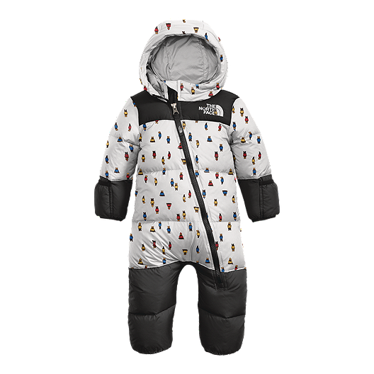 The North Face Infant Nuptse One Piece Winter Suit