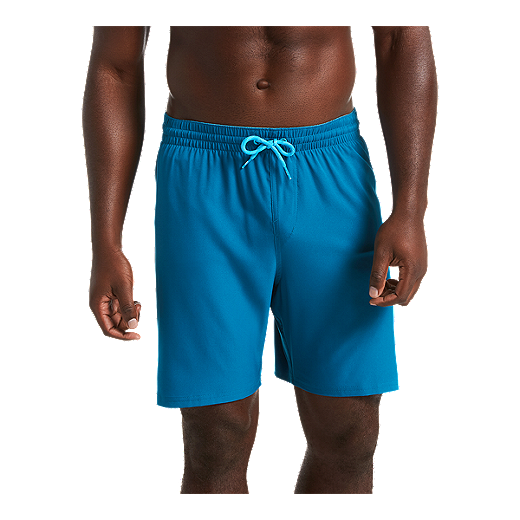ff95206993 Nike Men's 7 Inch Solid Vital Volley Shorts - Green Abyss