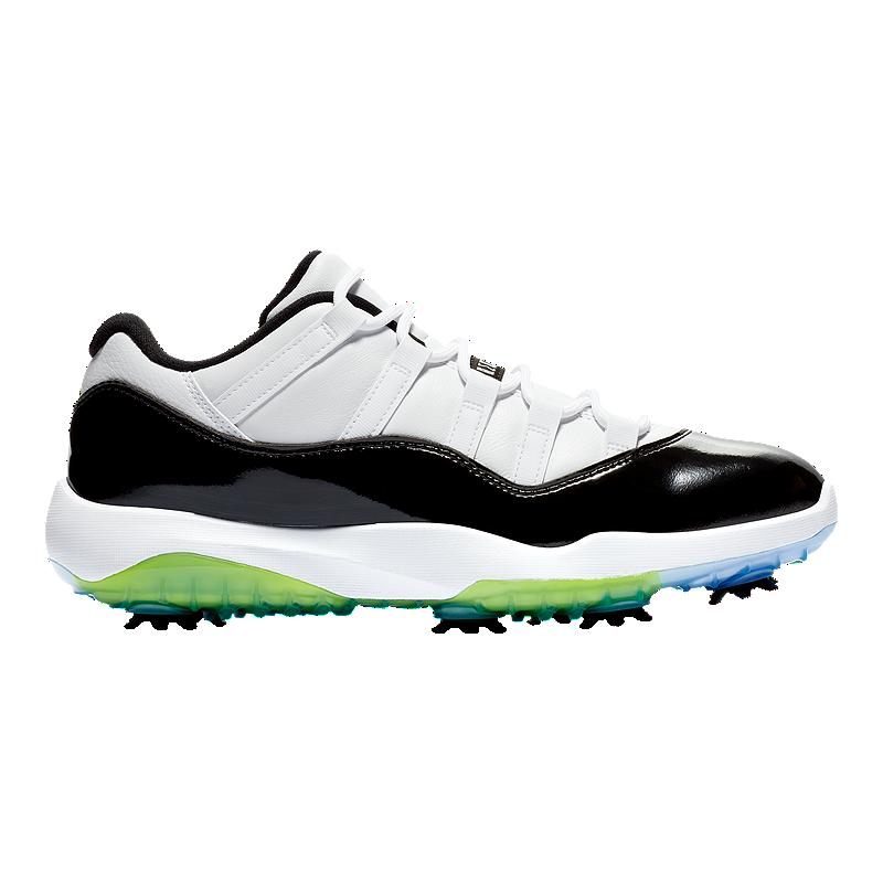 f26179feb51 Nike Men's Jordan 11 Concord Golf Shoes | Sport Chek