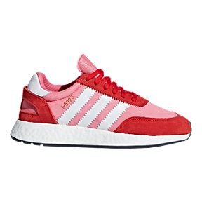 on sale 59924 7539f adidas Women s I-5923 Shoes - Chalk Pink White Red