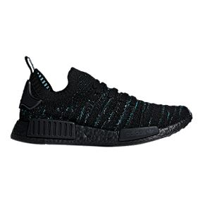 74c224a2425e3 adidas Men s NMD RI Parley Primeknit Shoes - Black
