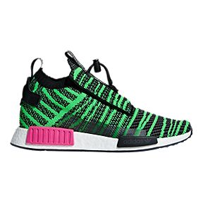 0ddd0fc02 adidas Women s NMD TS1 Primeknit Shoes - Green Black