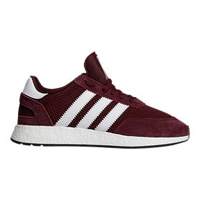6284bc5d29d627 adidas Men s I-5923 Shoes - Maroon White