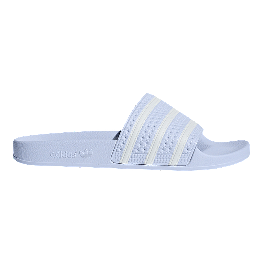 f7eac9c51 adidas Women s Adilette OG Slide Sandals - Blue