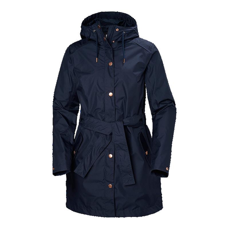 13e36630 Helly Hansen Women's Lyness II 2L Belted Rain Jacket | Sport Chek