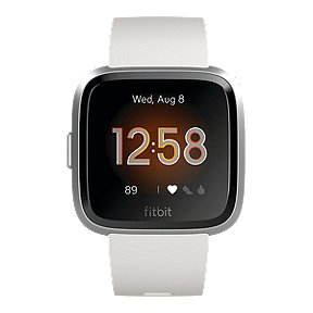 Fitbit Versa Lite Edition Smart Watch - White