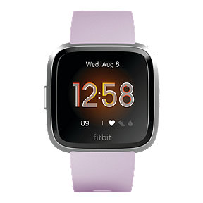 Fitbit Versa Lite Edition Smart Watch - Lilac
