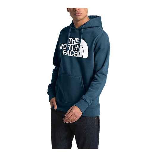 803e0fc11f4fb The North Face Men's Half Dome Pullover Hoodie - Blue | Sport Chek