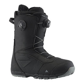 Burton Ruler Boa Men's Snowboard Boots 2019/20 - Black