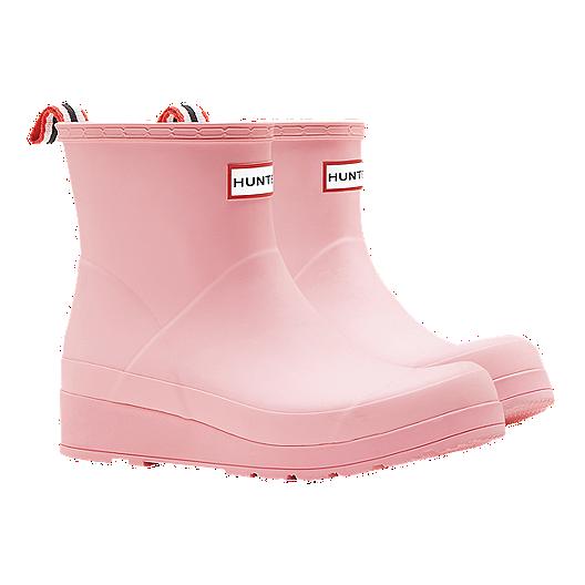 7cf750887 Hunter Women s Original Play Short Rain Boots - Candy Floss. (0). View  Description
