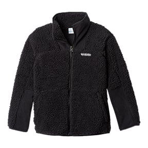 06429682f3c Columbia Kids' Winter Pass Sherpa Full Zip Jacket