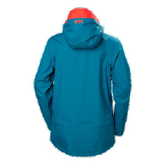 laaja valikoima uusia kuvia edullinen hinta Helly Hansen Women's Kvitegga 3L Life Pocket Shell Jacket