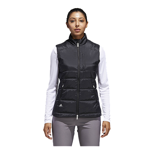 49a73703f47 Adidas Golf Women's Climaheat Puffer Vest - Black | Sport Chek