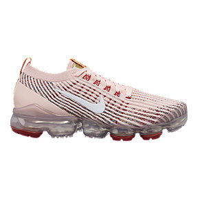 Nike Women's Air VaporMax Flyknit 3 Shoes - Sunset/White Blue/Copper