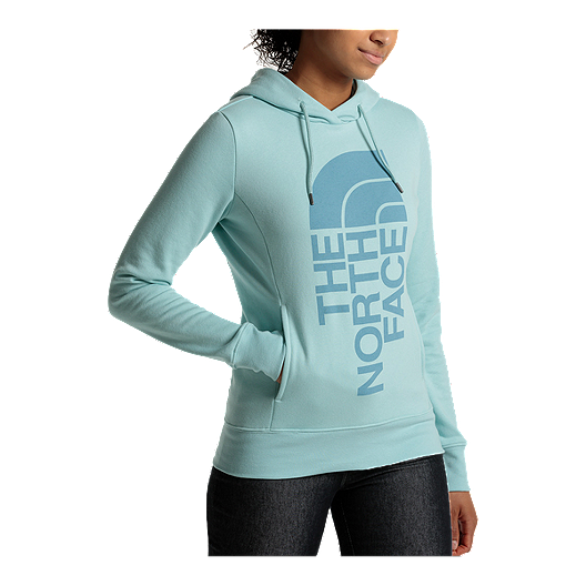 51977b5ff The North Face Women's Trivert Pullover Hoodie - Windmill Blue