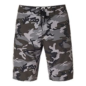 24fa07ef6f Fox Men's Overhead Stretch 21 Inch Boardshorts - Black Camo