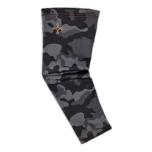dc25822a7b Tommie Copper Compression Arm Sleeve - Grey Camo | Sport Chek