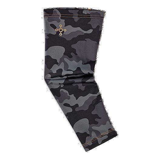 75f391bbab Tommie Copper Compression Arm Sleeve - Grey Camo | Sport Chek